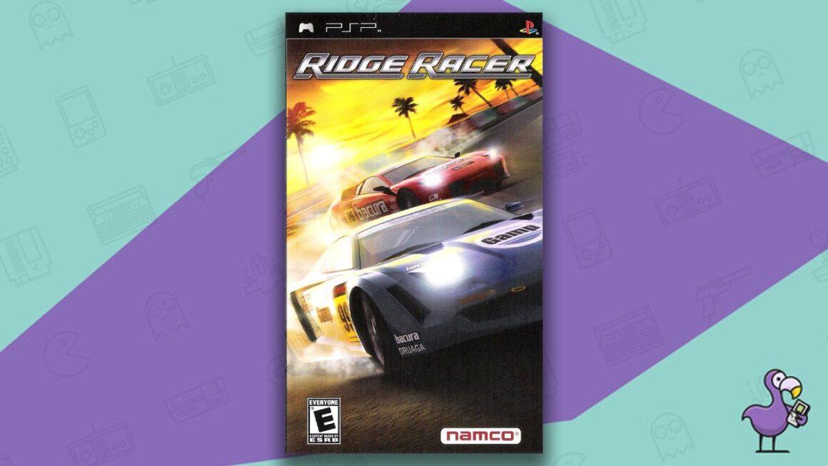 Best PSP Games - Ridge Racer