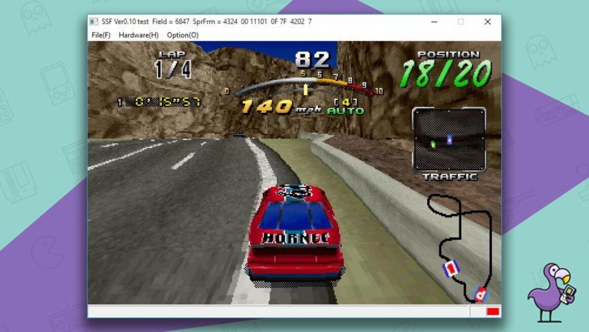 Best Sega Saturn Emulators - SSF