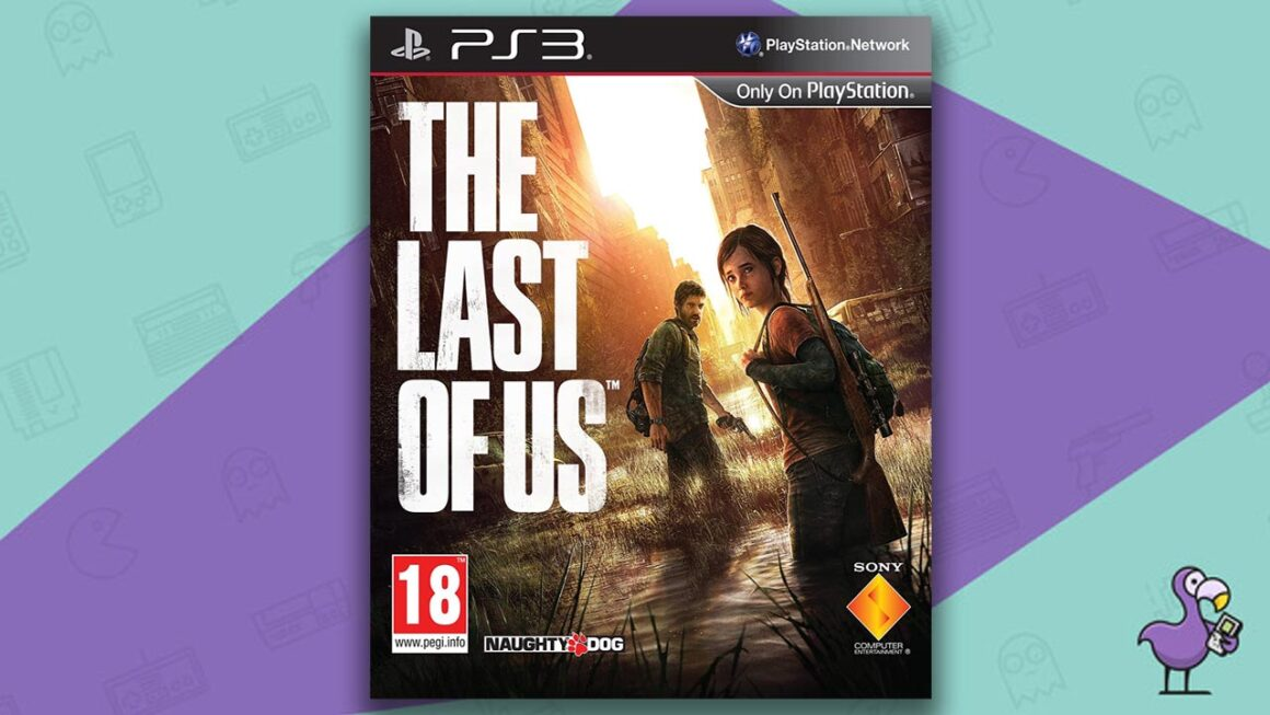 Best PS3 Games - The Last of Us game case cover art.