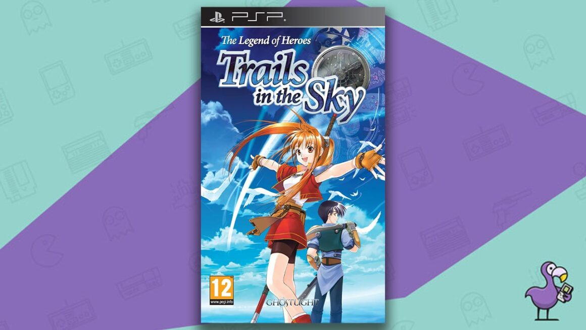 Best PSP Games - The Legend of Heroes: Trails in the Sky