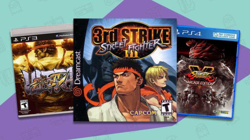 best street fighter games