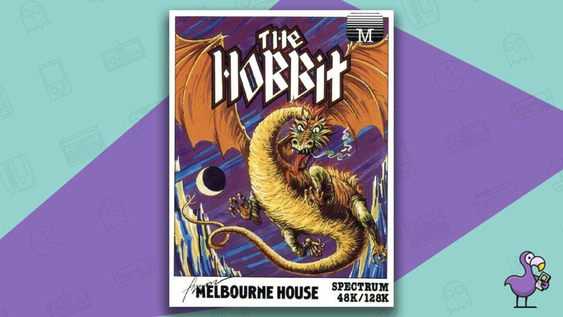 Best ZX Spectrum Games - The Hobbit game case cover art