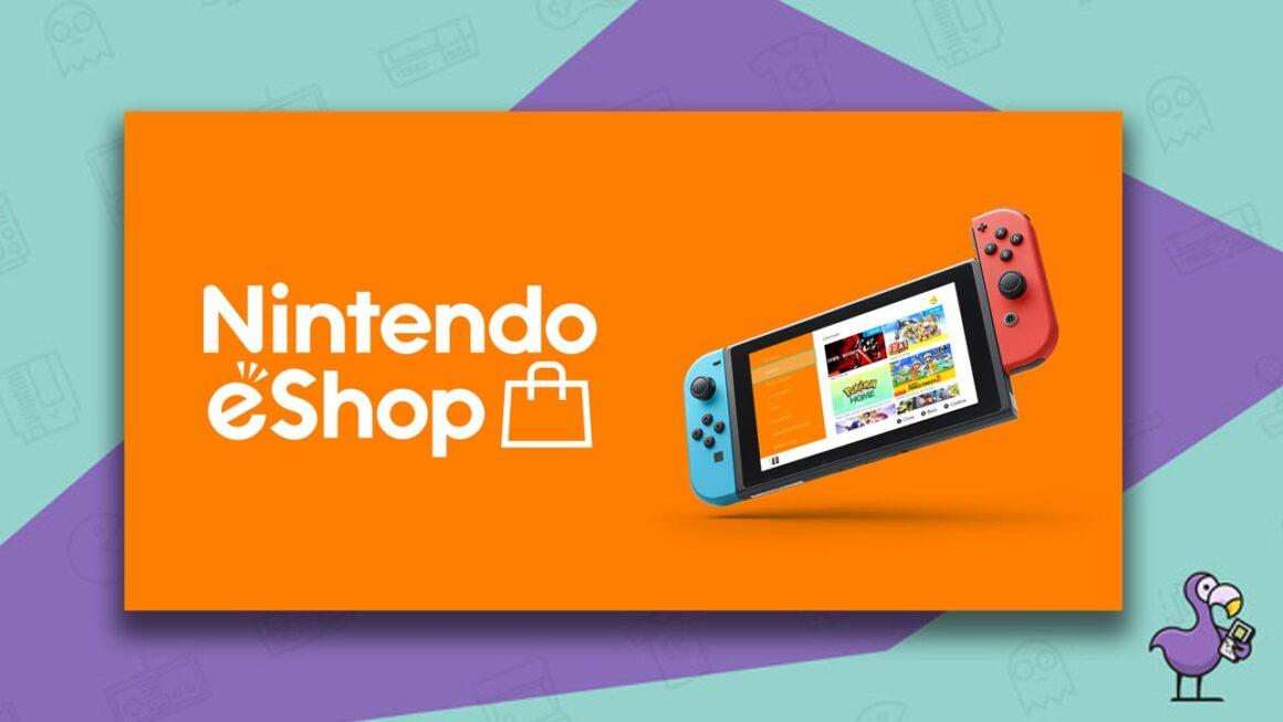 Nintendo eShop loading screen - best  Wii-U emulators of 2021