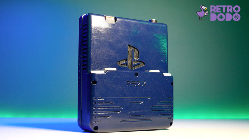 ps2 portable back