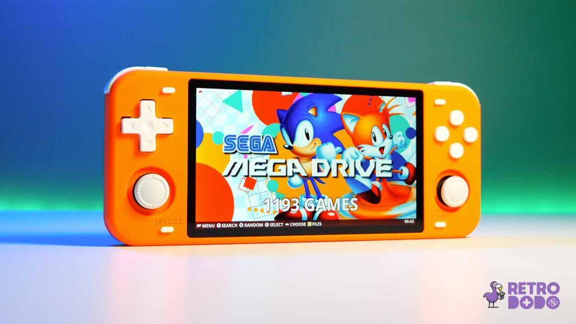 RGB10 Max handheld
