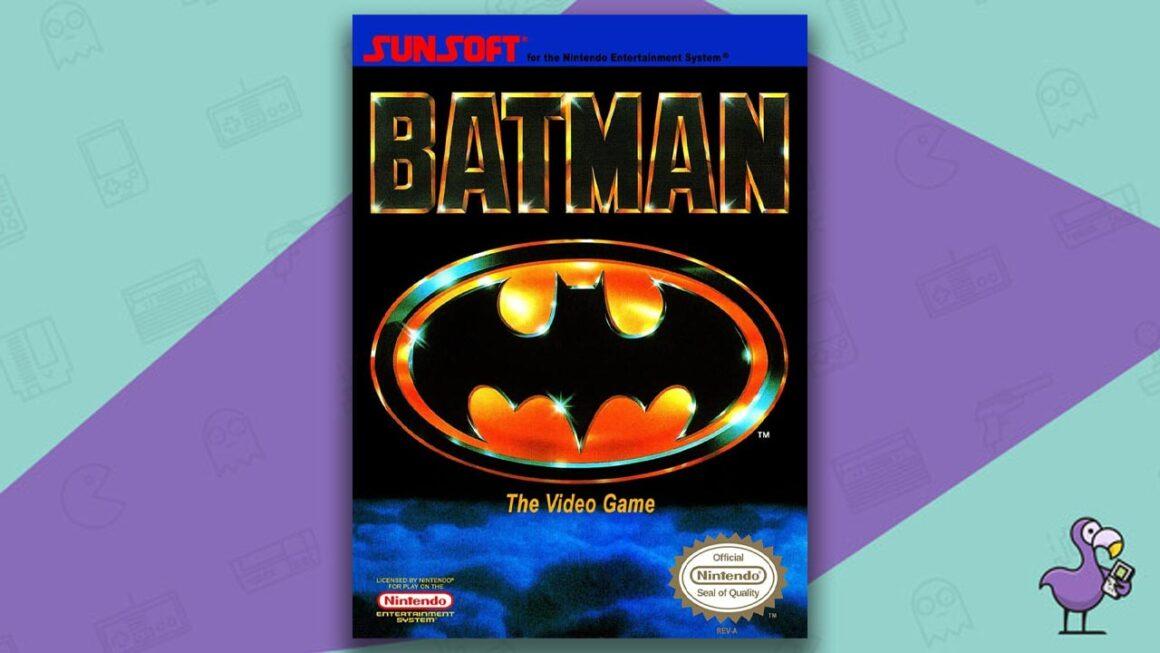 Best NES Games - Batman: The Video Game