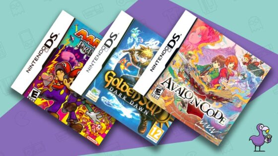 Best DS RPGs of all time feature image