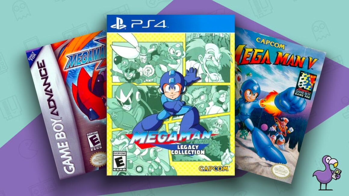 Best Mega Man Games Of All Time Retro Dodo Feature Image