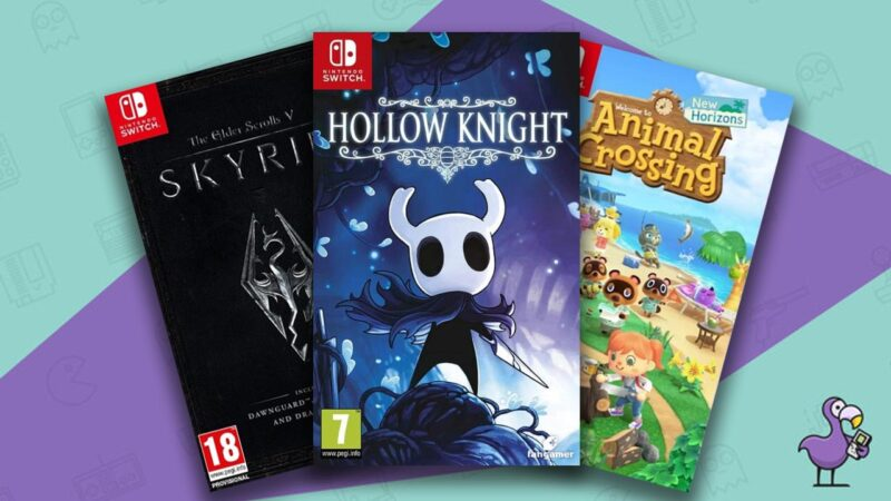 The Best Nintendo Switch Games feature image Retro Dodo