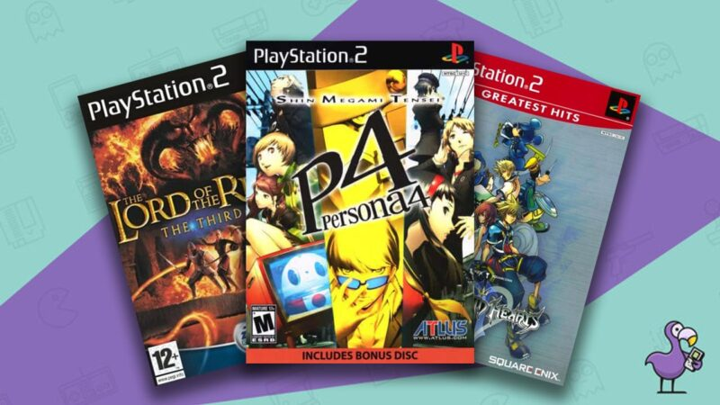 Best PS2 RPGs Of All Time