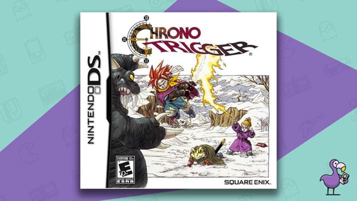 Best DS RPGs - Chrono Trigger Game Case cover art
