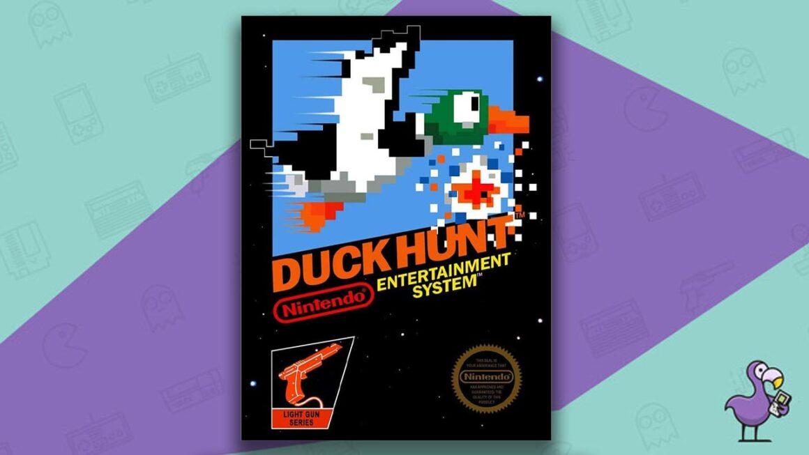 Best NES Games - Duck Hunt