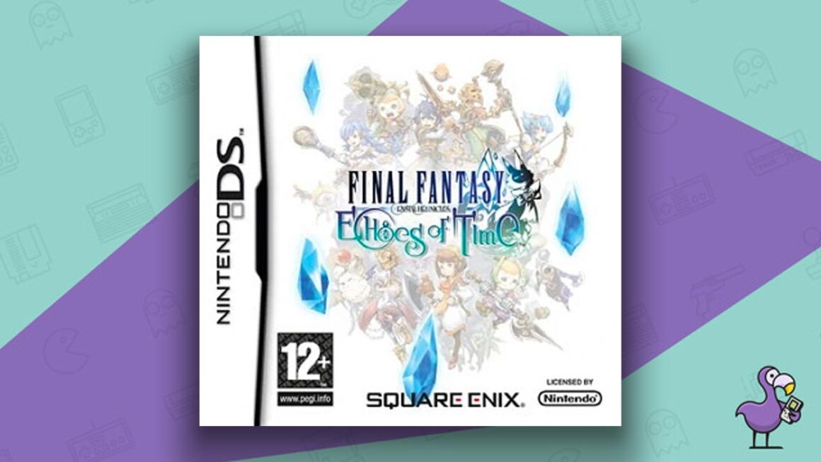 Best DS RPGs - Final Fantasy Crystal Chronicles - Echoes of Time