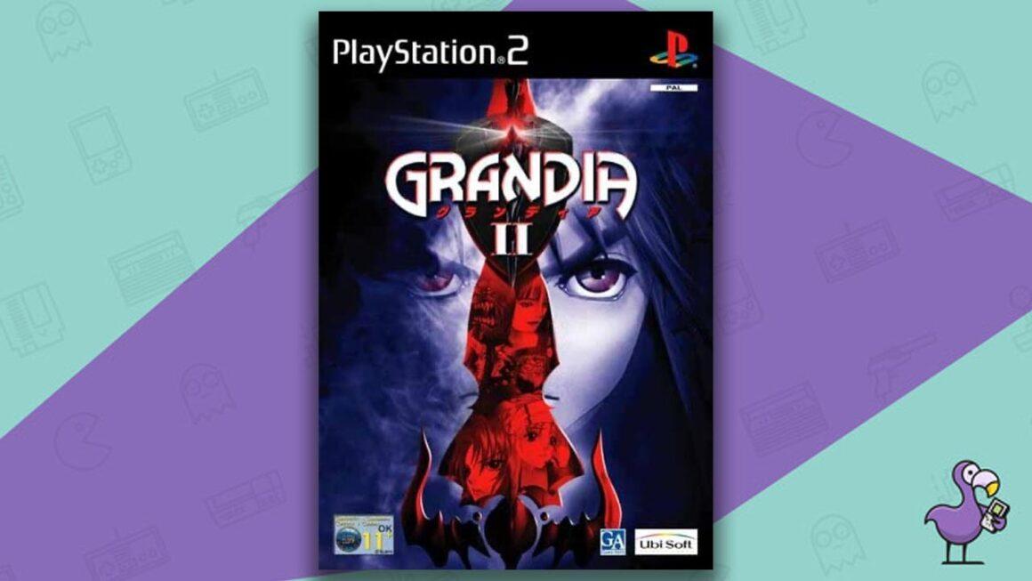 Best PS2 RPGs - Grandia 2 Game Case Cover Art
