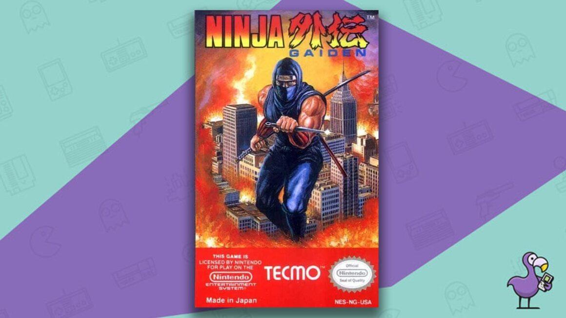 Best NES Games - Ninja Gaiden