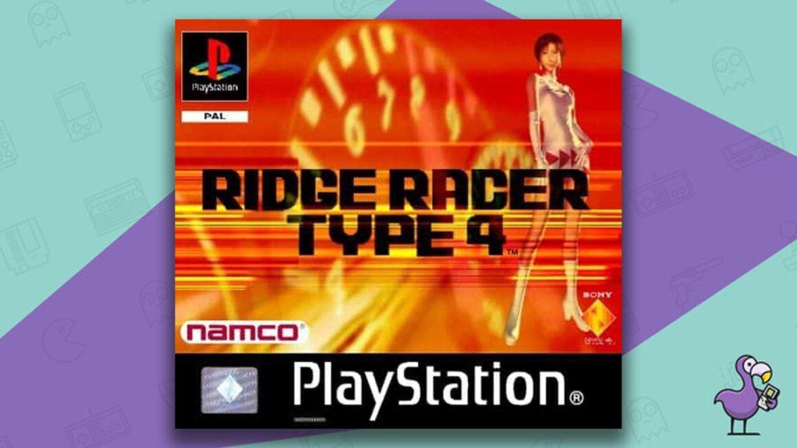 Best PS1 Games - R4: Ridge Racer Type 4