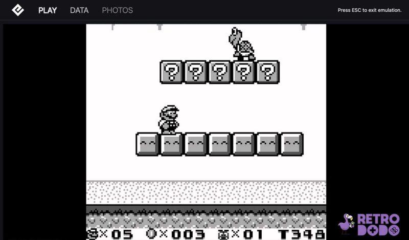 gb operator gameplay