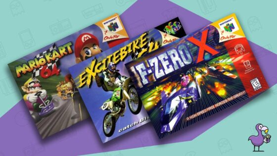 Best N64 Racing Games Of 2021 Retro Dodo Feature Image