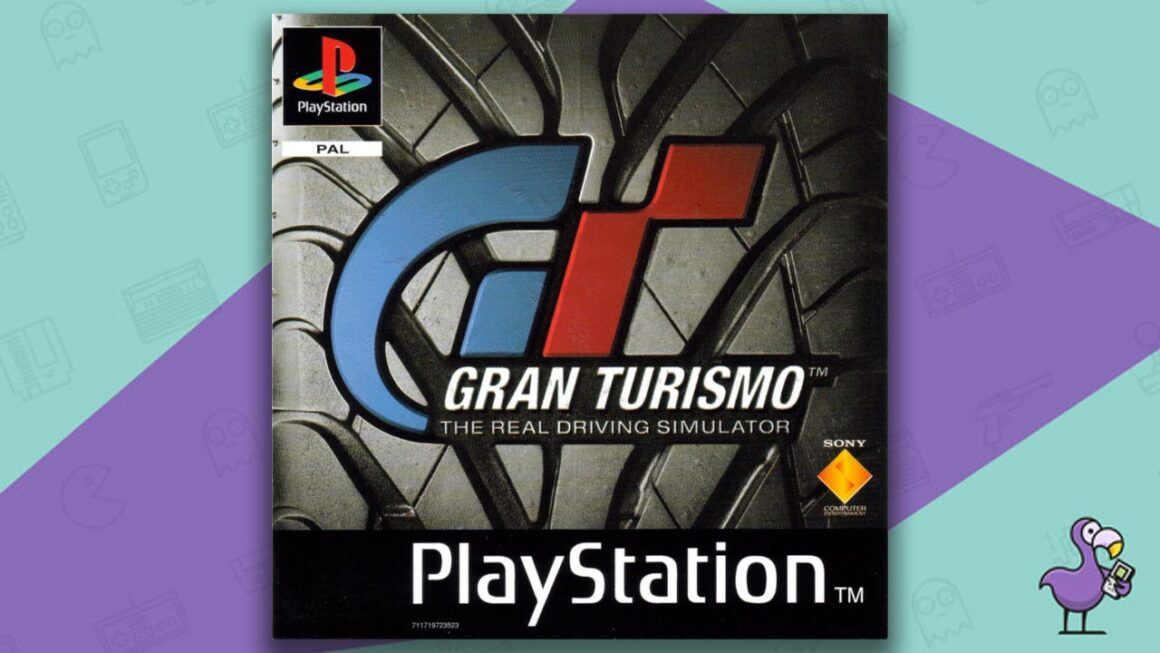 Best PS1 Racing Games - Gran Turismo game case cover art