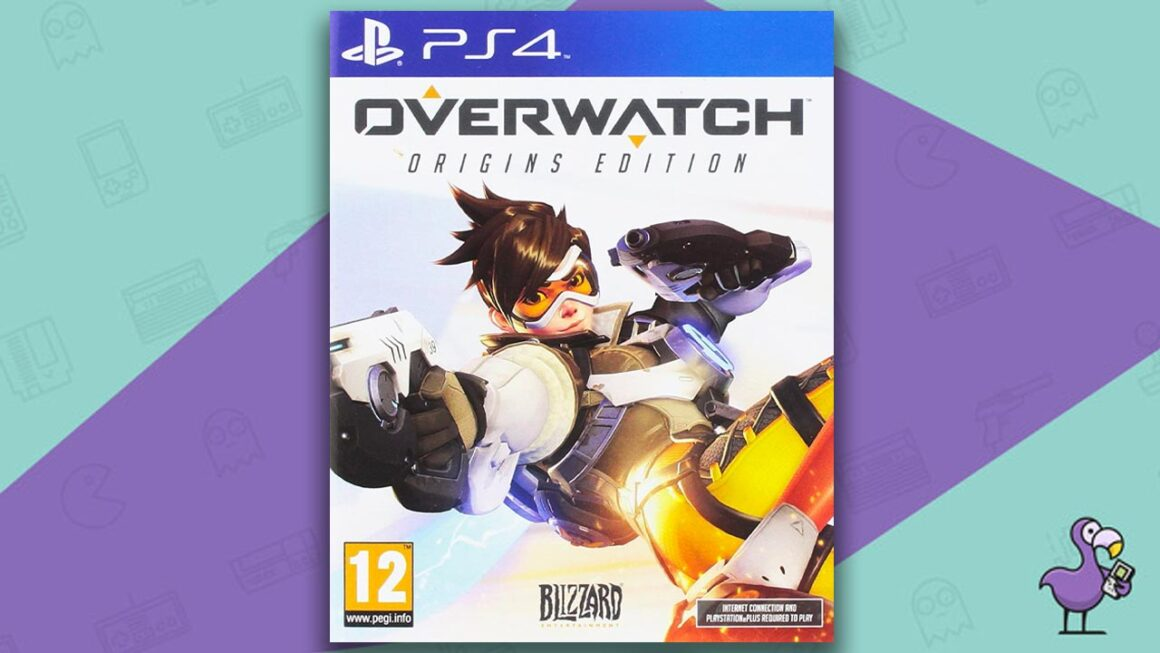 Best PS4 Games - Overwatch: Origins Edition game case cover art
