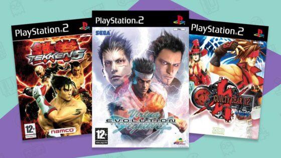 best ps2 fighting games