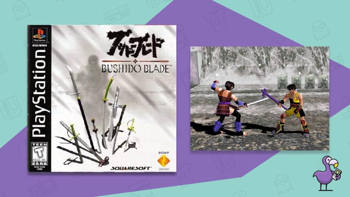 bushido blade ps1 fighting games