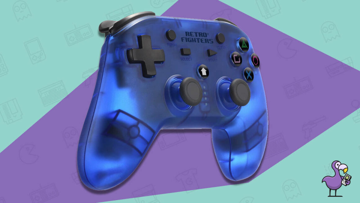 retro fighters ps2 controller