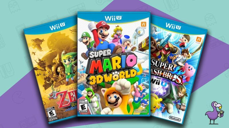 Best Wii U Games Of All Time Retro Dodo Feature image