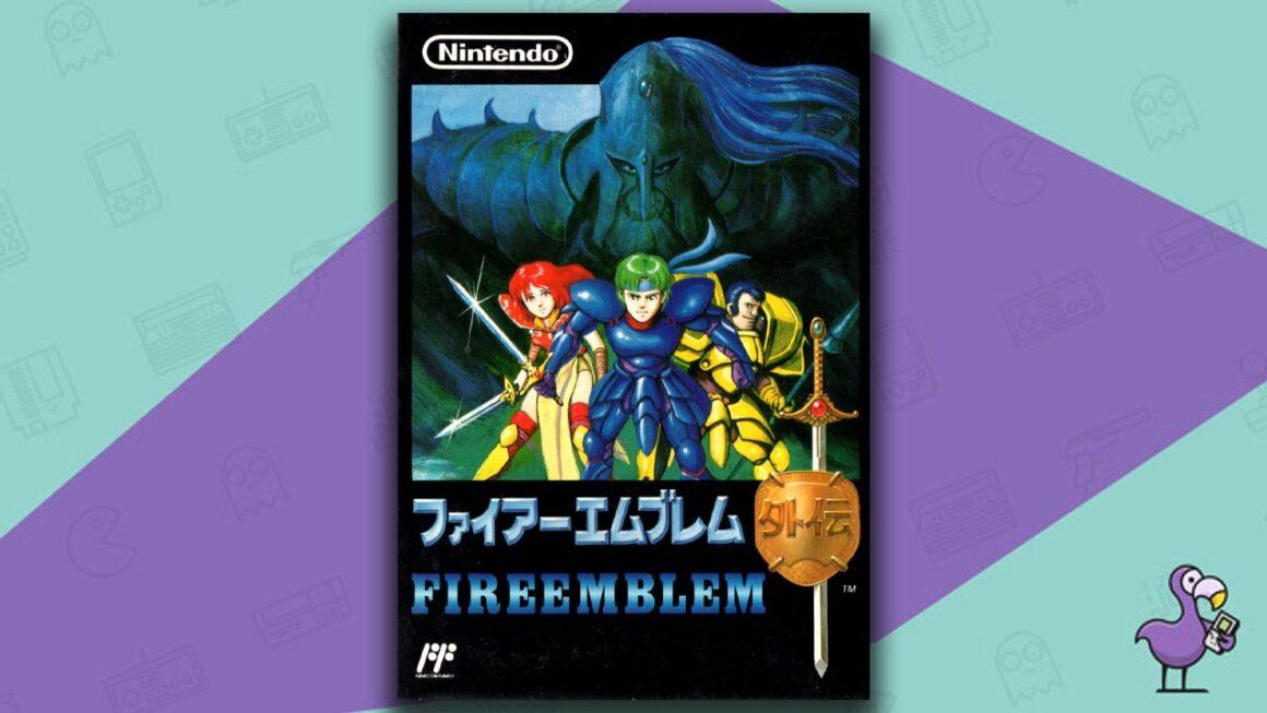 Best NES RPG Games - Fire Emblem Gaiden game case cover art