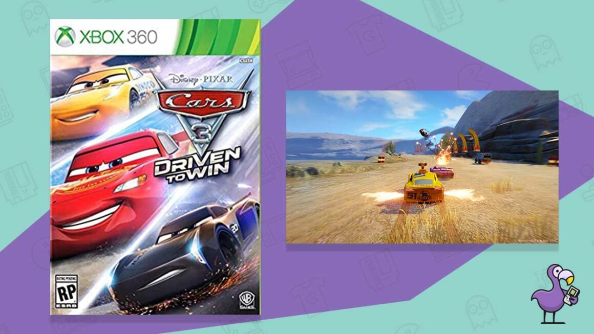 cars 2 driven to win