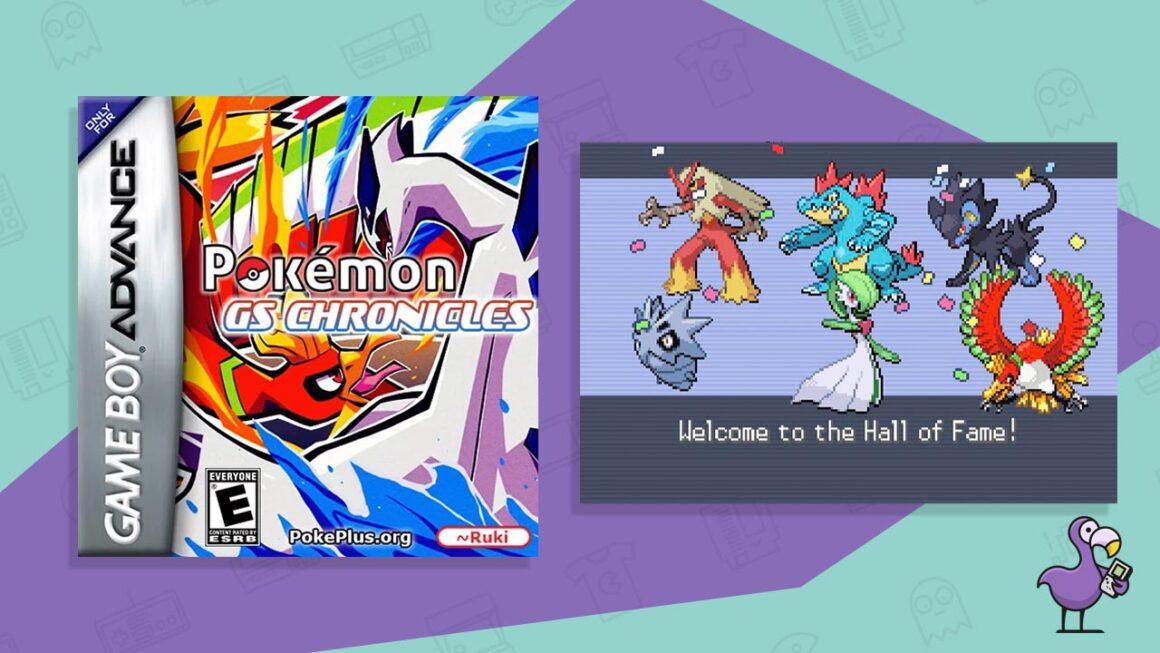 Best Pokemon ROM Hacks - Pokemon GS Chronicles