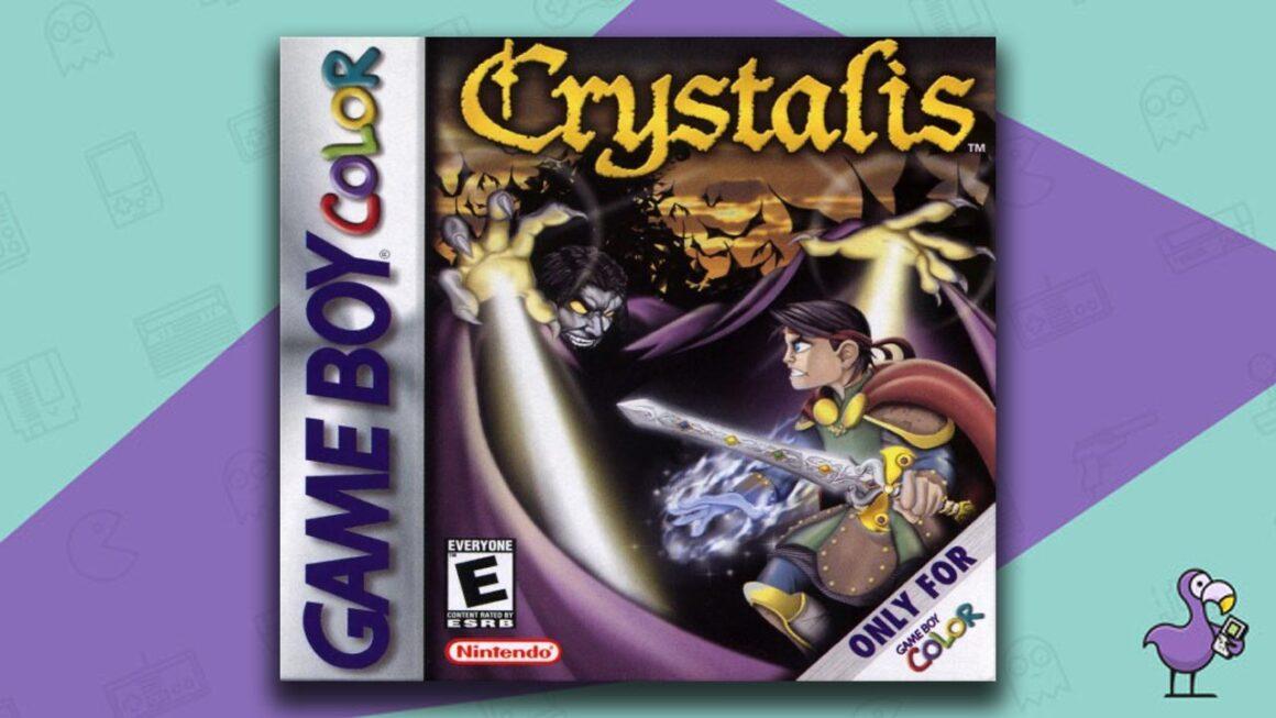 Best Gameboy Color Games - Crystalis Game Case Cover Art