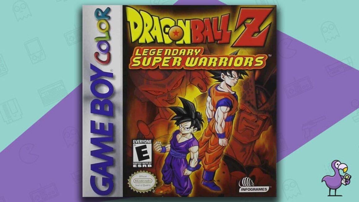 Best Gameboy Color Games - Dragon Ball Z: Legendary Super Warriors