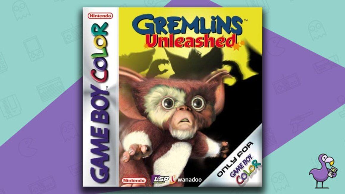 Best Gameboy Color Games - Gremlins: Unleashed game case cover art