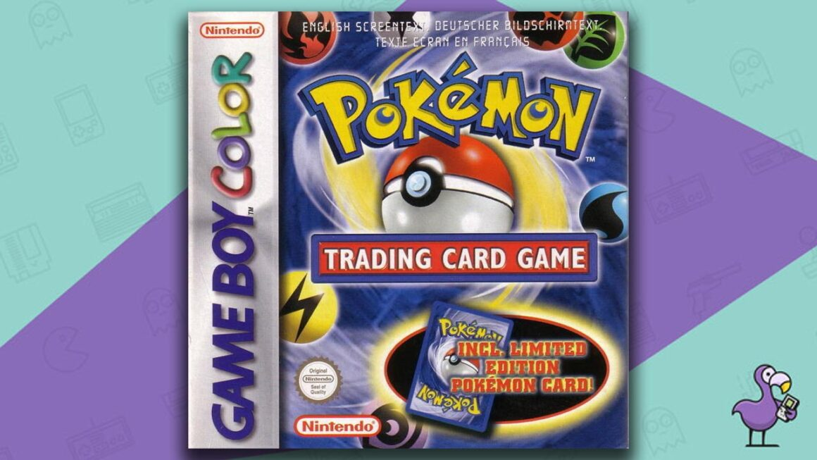 Best Gameboy Color Games - Pokemon Trading Card Game game case cover art