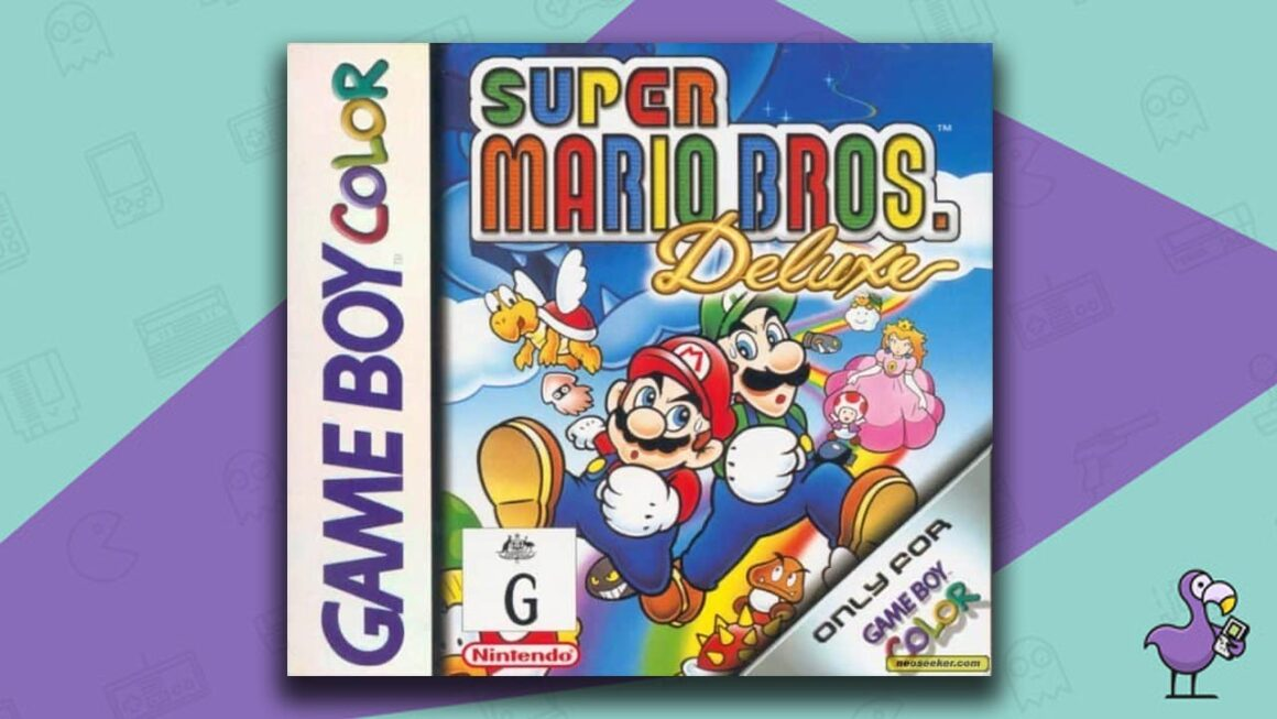 Best Gameboy Color Games - Super Mario Bros. Deluxe