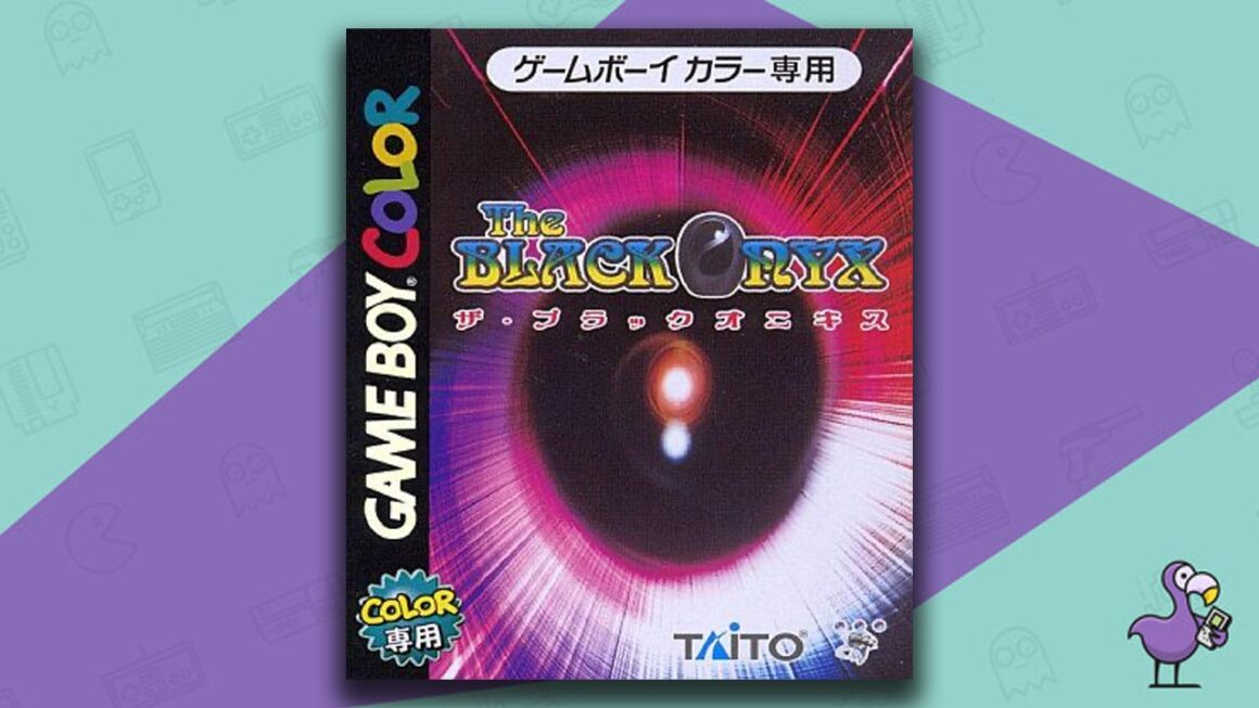 Best Gameboy Color Games - The Black Onyx game case cover art