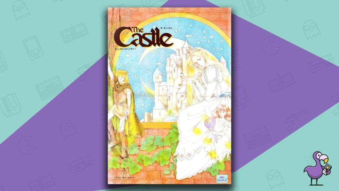Best MSX Games - The Castle game case cover art