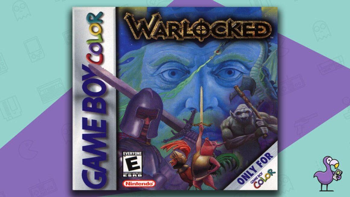 Best Gameboy Color Games - Warlocked game case cover art