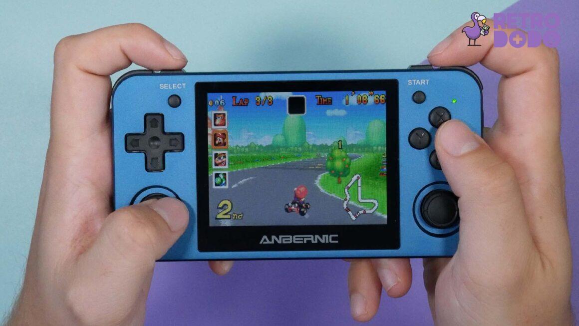 RG351MP Gameboy Advance