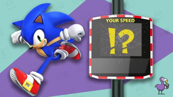 How Fast Is Sonic The Hedgehog Cover Image