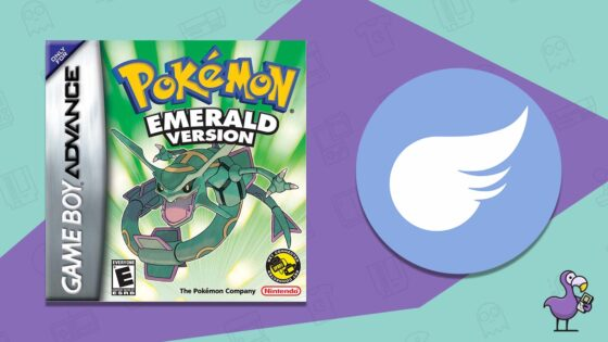 how to get fly in pokemon emerald