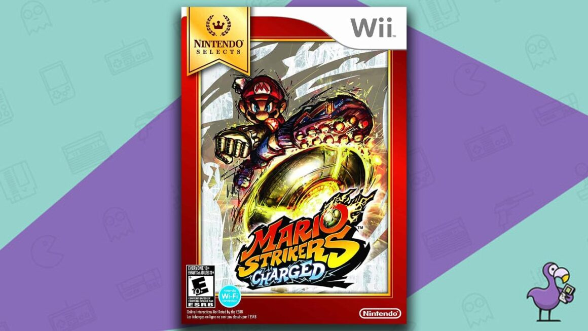 Best Multiplayer Wii games - Mario Strikers Charged