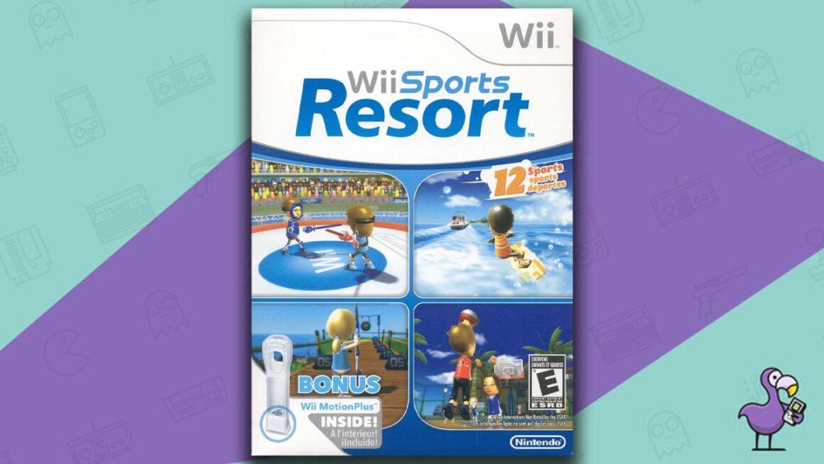 Best Multiplayer Wii games - Wii sports resort
