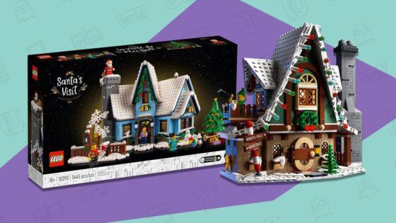 best lego christmas sets