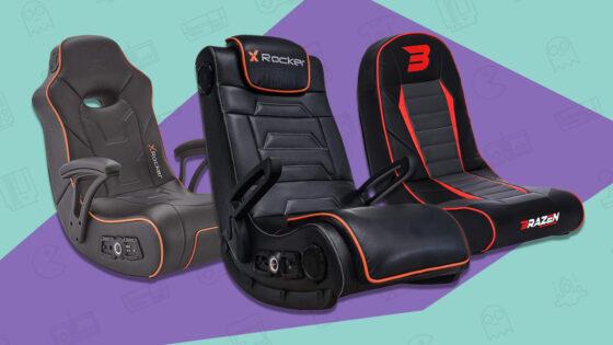 best floor gaming chairs