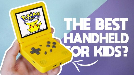 best handheld gaming console for kids