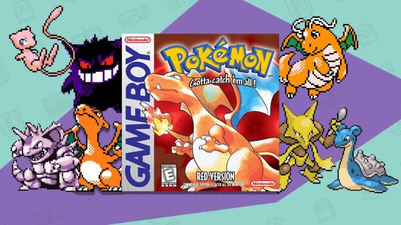 best team in pokemon red