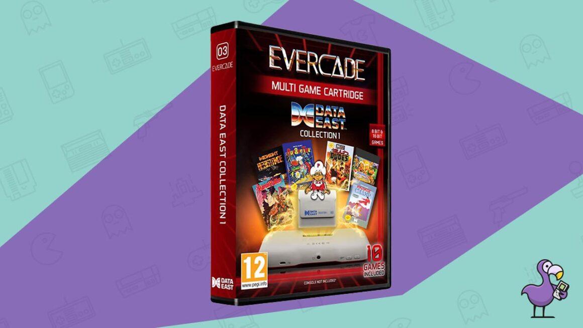 evercade data east collection 1