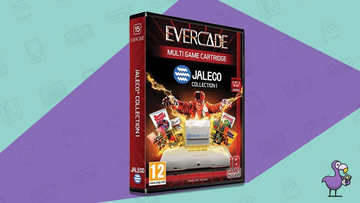 evercade jaleco collection